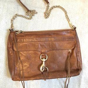Rebecca Minkoff MAC Daddy Bag In Taupe